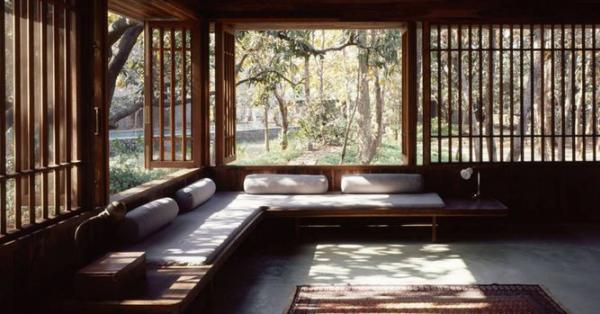Estilo de decoración japonés
