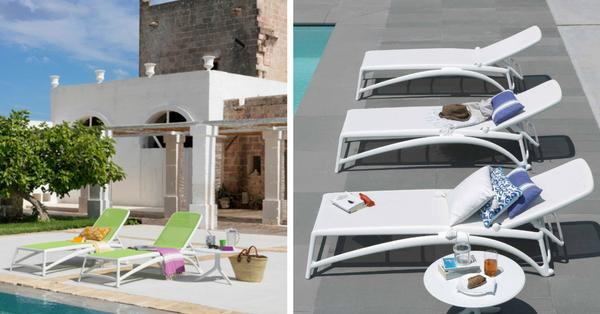 Pon al día tu terraza con mobiliario de diseño