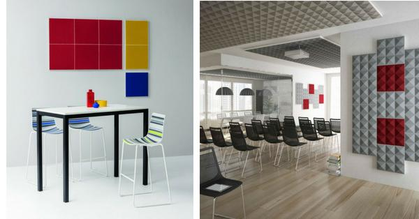 Aislamientos acústicos para el interiorismo de espacios contract