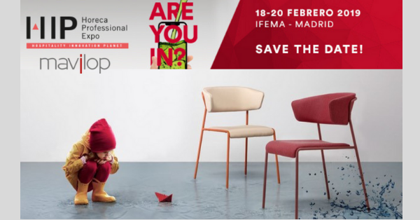 Todo listo para el HIP Madrid, la mayor Feria internacional sobre Hospitality