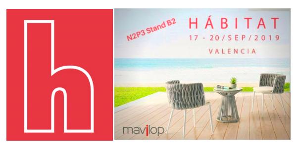 ¡Te esperamos en Feria Habitat 2019!