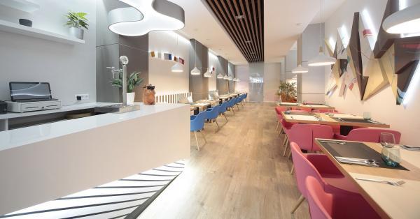 Interiorismo para restaurantes de tendencia