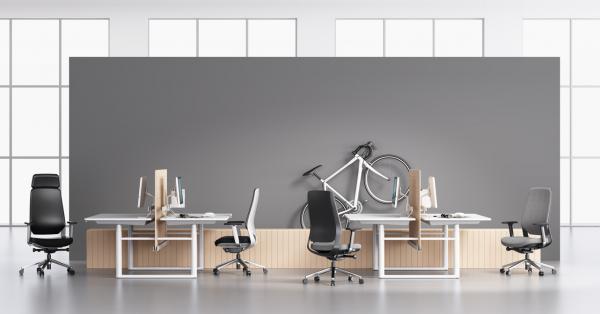 Mobiliario de Oficina para la nueva normalidad