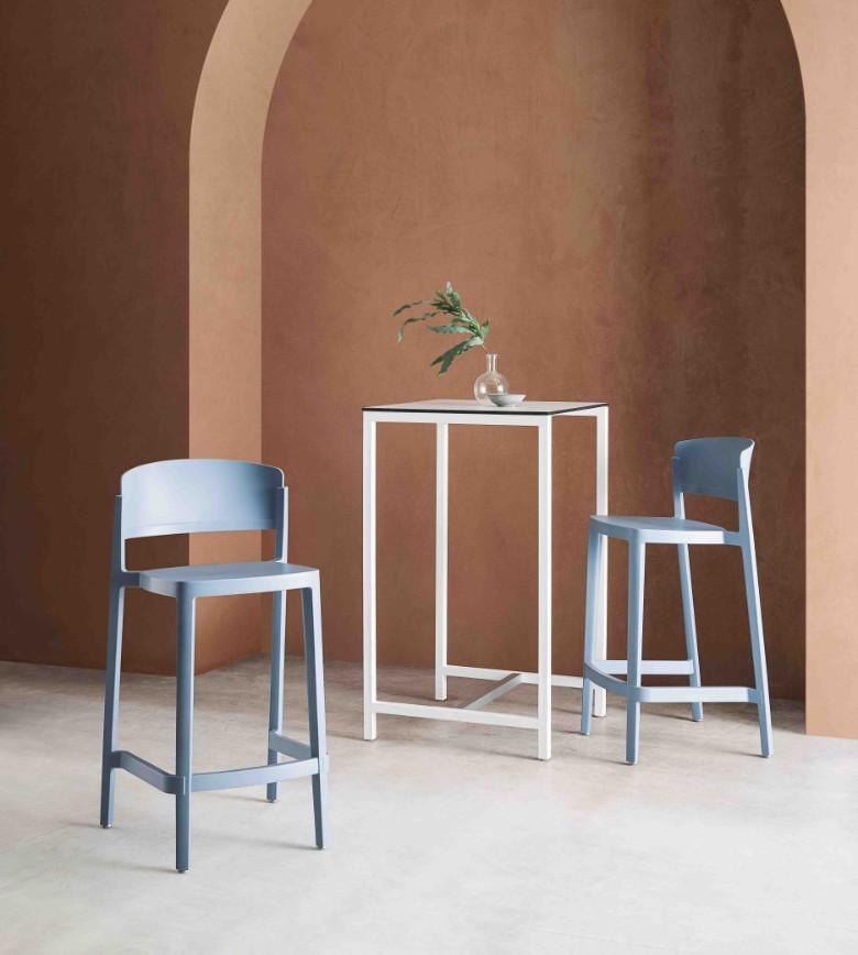 sillas altas diseño hoteles