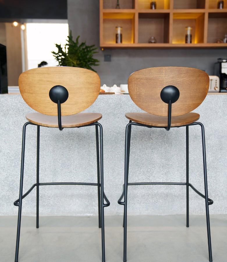 sillas diseño barra hotel