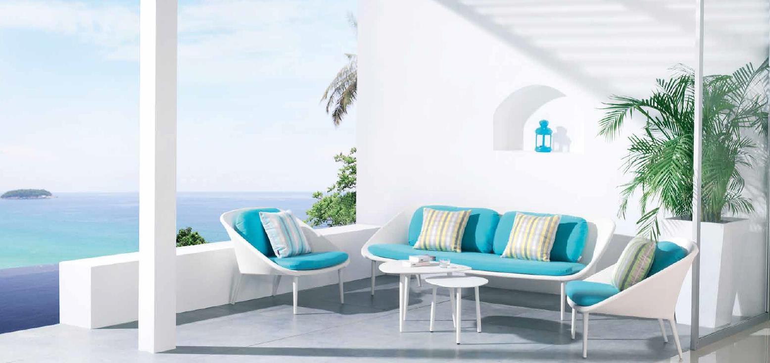 sillones terraza