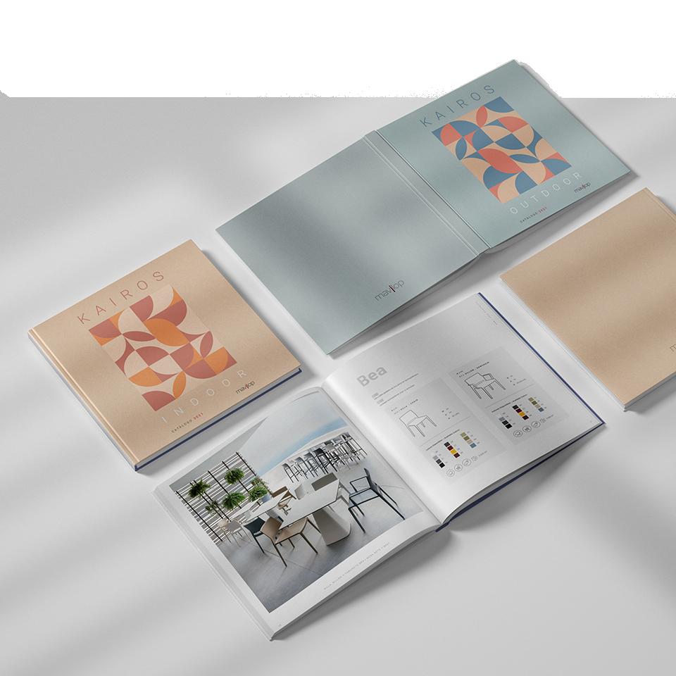 Catálogo KAIROS